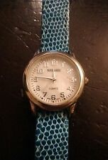 Vintage Kessaris ladies watch, mother Pearl dial running new battery no Reserve
