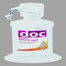 DOC IBUPROFEN Schmerzgel Spender/Sockel 1 St PZN 9440226