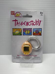 NEW BANDAI TAMAGOTCHI 20th Anniversary Series 1 ORANGE SEALED