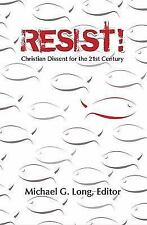 Resist!: Christian Dissent for the 21st Century, , Good Condition, Book