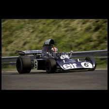 Photo A.008778 FRANCOIS CEVERT TYRRELL-FORD GP F1 1973 GRAND PRIX ZANDVOORT