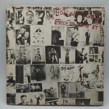 Vintage The Rolling Stones Exile On Main St. Record Album Vinyl LP COC 2-2900