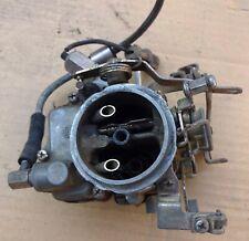 Datsun Nissan A15 RWD 1,5cc carburetor Petrol Used