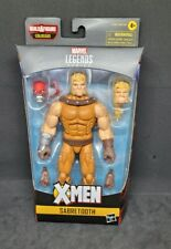 Marvel Legends X-Men 6 Inch Action Figure BAF Colossus AOA Sabretooth IN STOCK