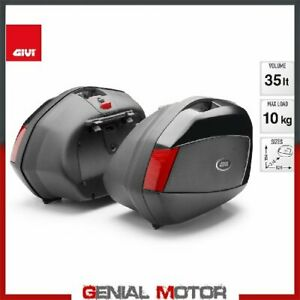Side Cases Givi V35 35lt KAWASAKI Z 1000 SX 2011 > 2019 ALOCE