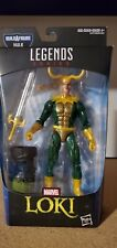 "New Avengers Marvel Legends Loki 6"" Action Figure Baf Hulk Series"