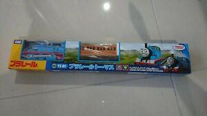 Takara Tomy Plarail Thomas & Friends: TS-01 Thomas the Tank Engine OFFICIAL