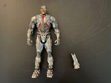 Cyborg Justice League movie DC Multiverse Mattel