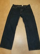 Blue Mountain size 40X32 MENS denim blue jeans