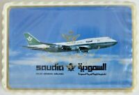 Vintage Playing Cards - Saudia - Saudi Arabian Airlines - Sealed Pack