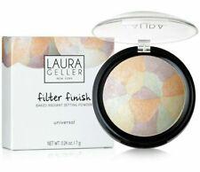 NIB Full Size Laura Geller Filter Finish Baked Radiant Setting Powder Universal