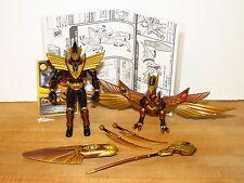 Bandai Kamen Rider Ryuki R&M 7 Odin Goldphoenix Loose 100% Complete masked