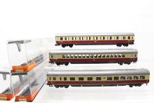 H0 Röwa 3016 3046 3049 DB TEE DB 1. Klasse Personenwagen coach Konvolut OVP/G67