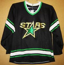 Dallas Stars Nhl Black Ccm (Size Medium) Nhl Jersey