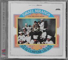 Ismael Miranda - Asi Se Compone Un Son - 2006 Fania / Emusica Brand New CD