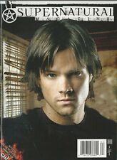 Supernatural Magazine 2  Jared Padalecki Variant Edition  No Label NM