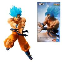 Dragon Ball Super Ichibansho Figure Statua Goku SSGSS Originale Bandai