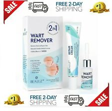 Genital Plantar Wart Remover Treatment Fast Acting Effective Cure Liquid Removal