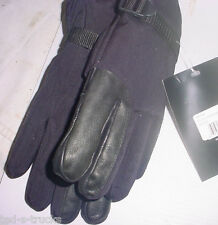 3559 Rothco Black Military Waterproof Cold Weather Gloves Large