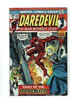 Daredevil #115, VG 4.0, Hulk 181 ad for 1st Appearance Wolverine; MVS