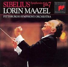 Sibelius: Symphonies No. 1 & 7
