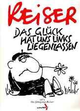 Jean Marc Reiser - Das Glück hat uns links liegenlassen -- Charlie Hebdo