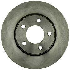 Disc Brake Rotor-Non-Coated Front ACDelco Advantage 18A1248A