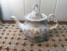 NEW Royal Doulton Brambly Hedge Tea Pot EXCELLENT