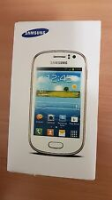 SAMSUNG GALAXY FAME S6810 SIM FREE SMART MOBILE PHONE UNLOCKED WHITE