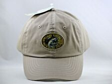 NEW Panama Jack Logo Baseball Cap Hat Tan 100% Cotton