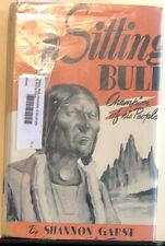 Sitting Bull by Shannon Garst (1952 HB0