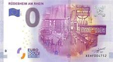 Deutschland 0-Euro Schein 2016-1 RÜDESHEIM AM RHEIN