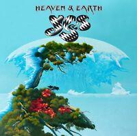 YES - HEAVEN & EARTH (DIGIPAK)  CD NEW!