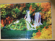 NEW!! Personalised Jigsaw Puzzle,500 pieces your Photo & Message ,great gift