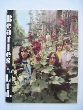 BEATLES -  Vintage 1968 U.S.A. Ltd.  Fan Club Booklet - Original