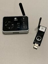 Logitech F-0414AR F0414AR wireless audio music system Receiver + USB Transmitter