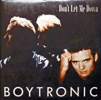 Boytronic Don't let me down (US Club Mix, 1988, cardsleeve)  [Maxi-CD]