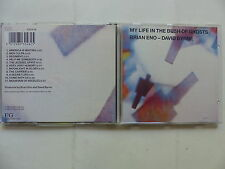 CD Album BRIAN ENO DAVID BYRNE My life in the bush of ghosts EGCD 48