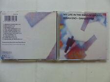 CD Album BRIAN ENO DAVID BYRNE My life in the bush of ghosts EGCD 48