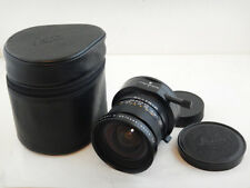 Leica PC Super Angulon R 28mm f2.8 SHIFT Decentrabile + Soft Case + 3 Cam Leitz