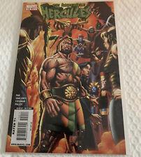 The incredible Hercules Marvel comic #129