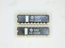 """HA12024  """"Original"""" Hitachi  10/8 P DIP IC  2   pcs"""