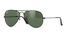 Ray-Ban RB3025 002/58 Aviator Classic Black Sunglasses