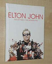 Elton John - Rocket Man - The Definitive Hits - CD+DVD - ~(Book Style/Best Of)~