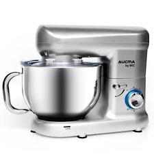 Küchenmaschine Knetmaschine Teigmaschine Edelstahl Rührschüssel 5,5 L 1500W