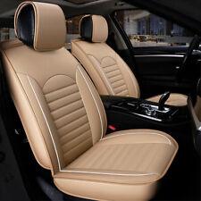 suyanouz Coprisedili per Auto Universale in Pelle PU Accessori protettivi Coprisedili Anteriori per Mercedes-Benz Gla200 Gla260 Cla200 Cla 220 Cla260 A180 A200,B Orange