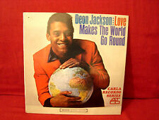 NORTHERN SOUL DEON JACKSON LOVE MAKES THE WORLD GO ROUND NEW ORIGINAL SEALED LP