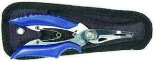 Eagle Claw Split Ring Plier Braid Cutter