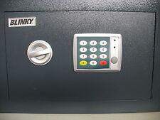 CASSAFORTE A MURO ELELTTRONICA L390-H260-P184 mm