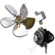 Universal 5W Cold Room, Cooler, Chiller Fan Motor, Bracket and Fan Blade